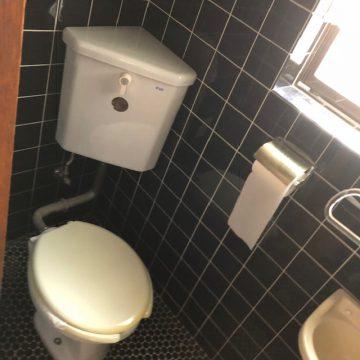 シャワートイレ取付