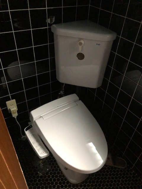 姫路市 シャワートイレ取付