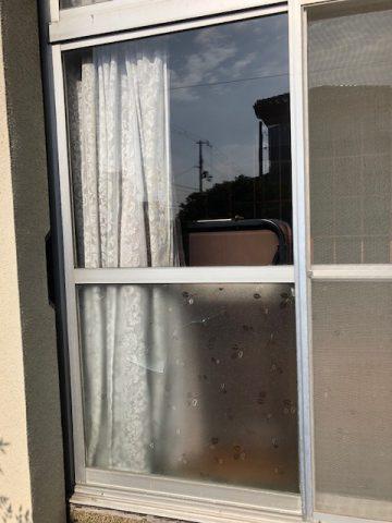 姫路市 ガラス入れ替え