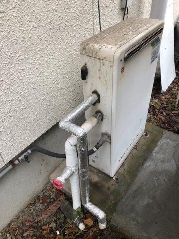ガス給湯器からエコキュート 交換 おーる電化