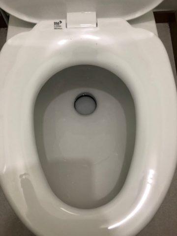 簡易水洗トイレ 交換 工事