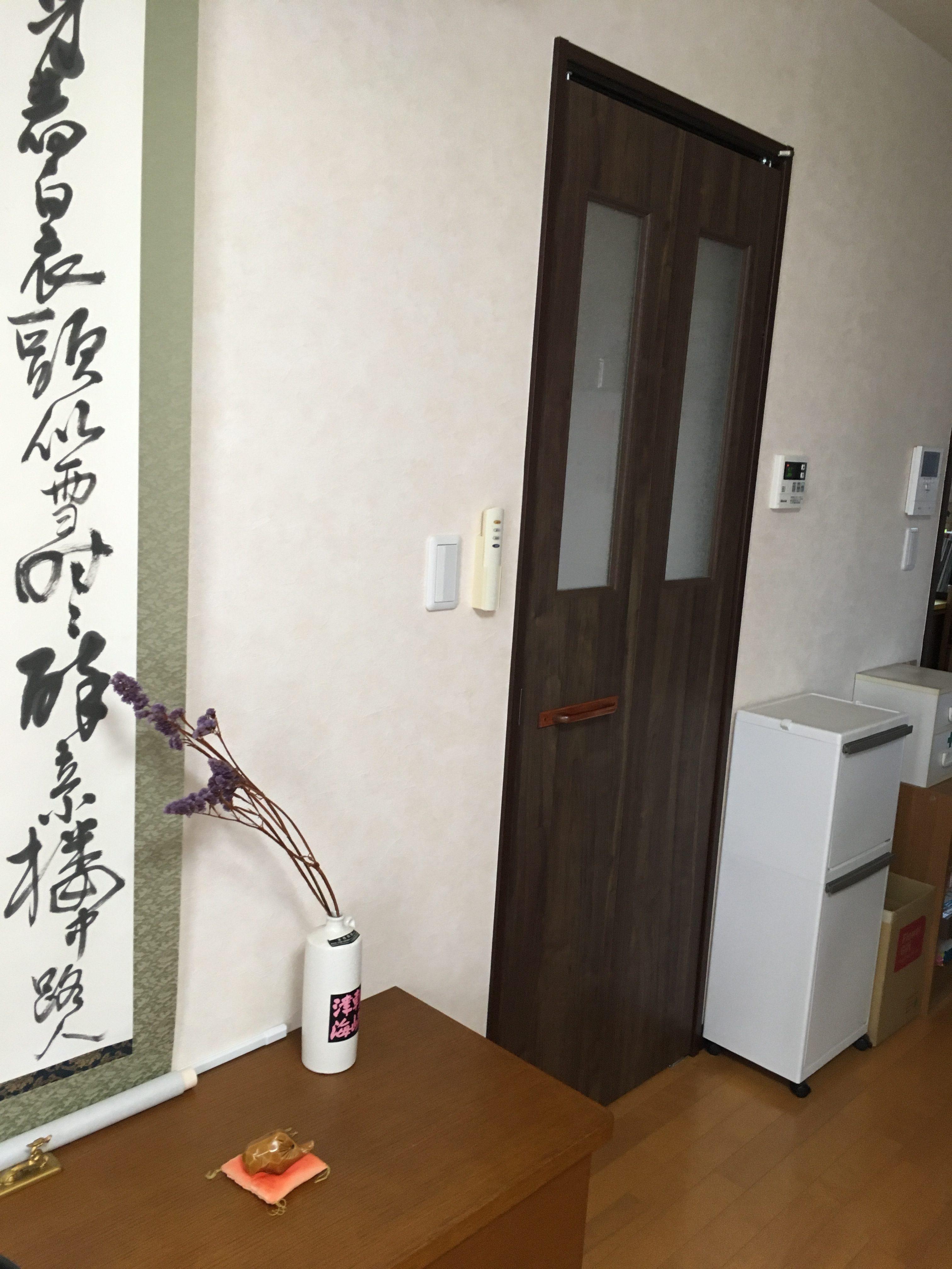 姫路市 建具交換工事