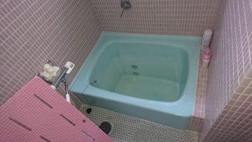 浴槽施工前②