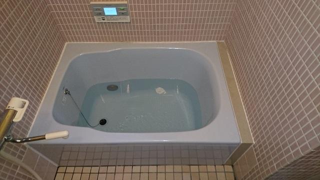 上郡町 浴槽を入れ替える