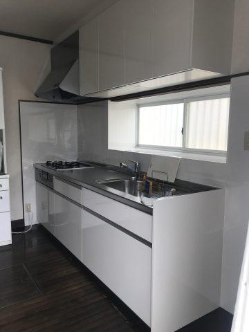 姫路市 新しいキッチン
