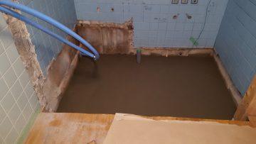 浴室改修工事