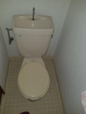 既設トイレ1