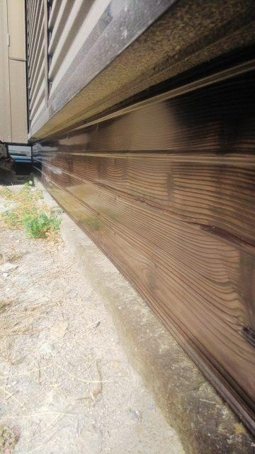 姫路市 床下をふさぐ工事