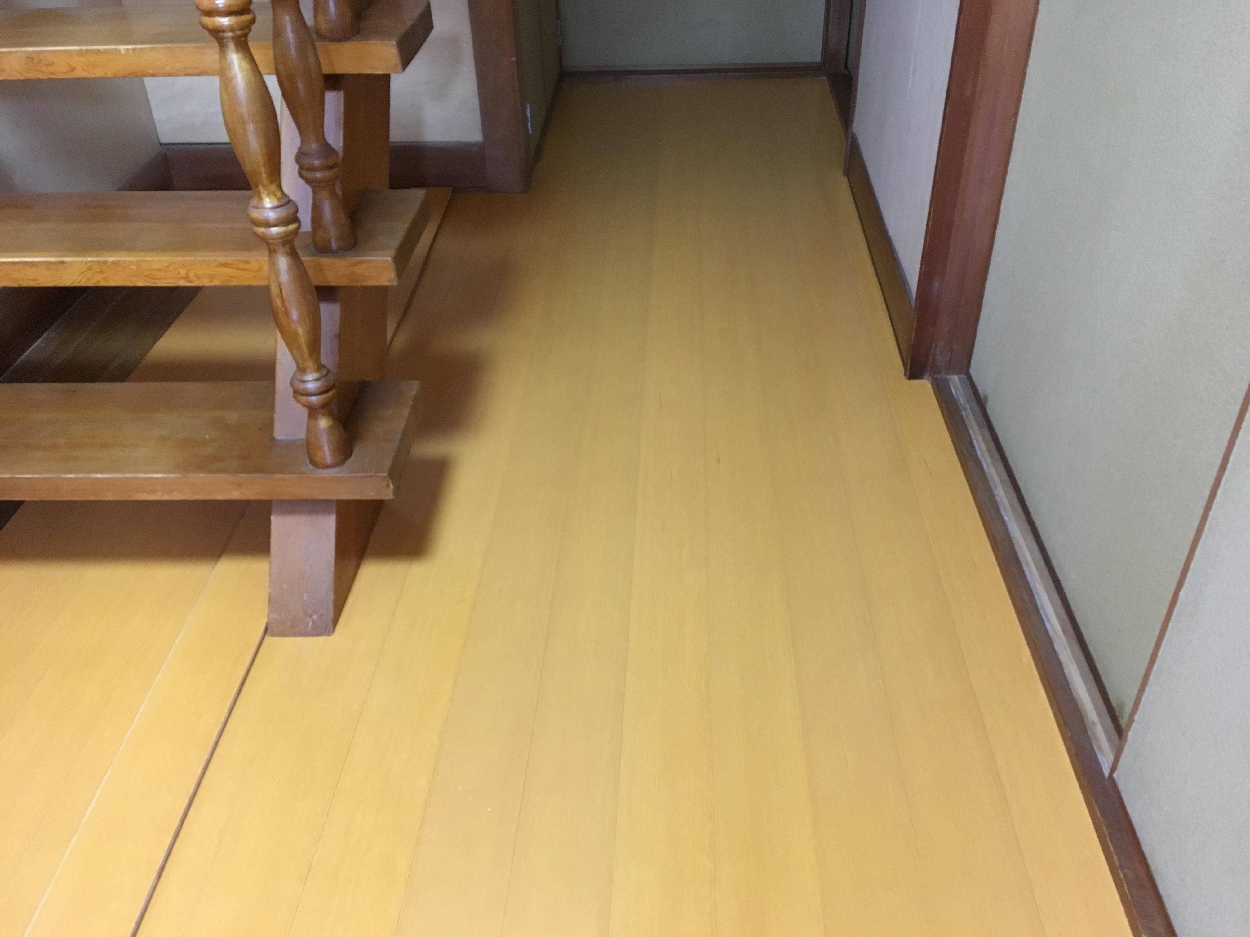 姫路市 玄関廊下 和風なリフォーム