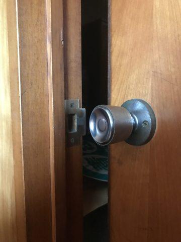 姫路市 外から鍵をかけたい