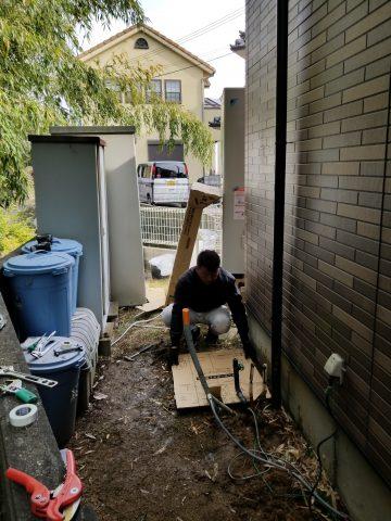 姫路市 ダイキンエコキュート