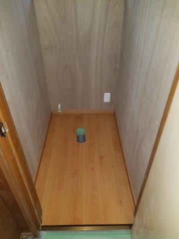 床・壁下地