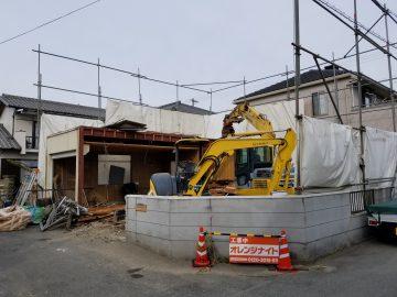 姫路市 解体工事
