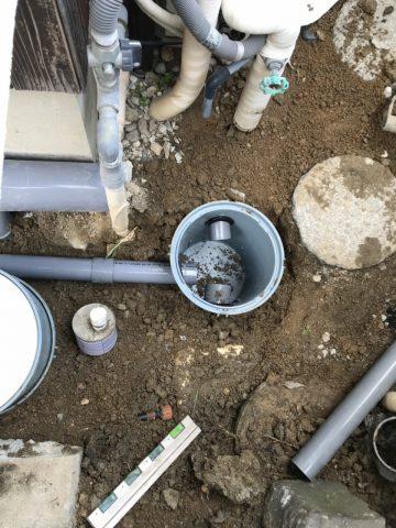高砂市 汚水マス入替え工事