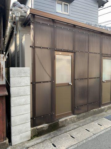 姫路市 エコキュート搬入どうしよ…