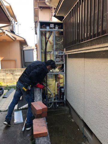 電気温水器からエコキュート 交換 光熱費 お得 姫路