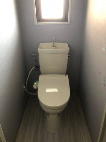 姫路市 マンショントイレ内装リフォーム