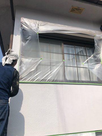 姫路市 外壁補修工事