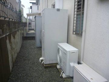 相生市 床暖房も使えるエコキュート