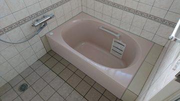 上郡町 浴槽を取替える