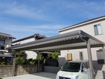 姫路市 駐車場新設工事