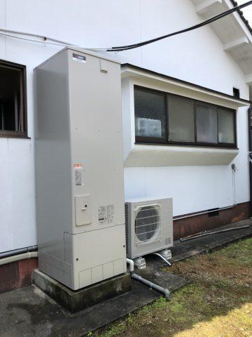 電気温水器からの交換 ブレーカー落ちる 即日