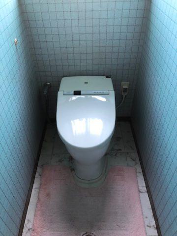 ネオレストからトイレ交換