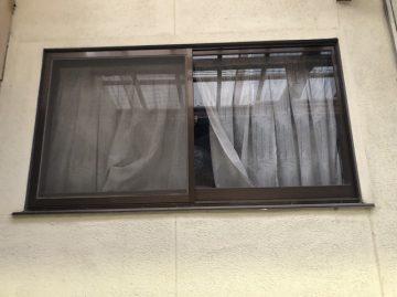施工前(窓)