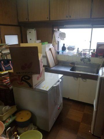 既設キッチン