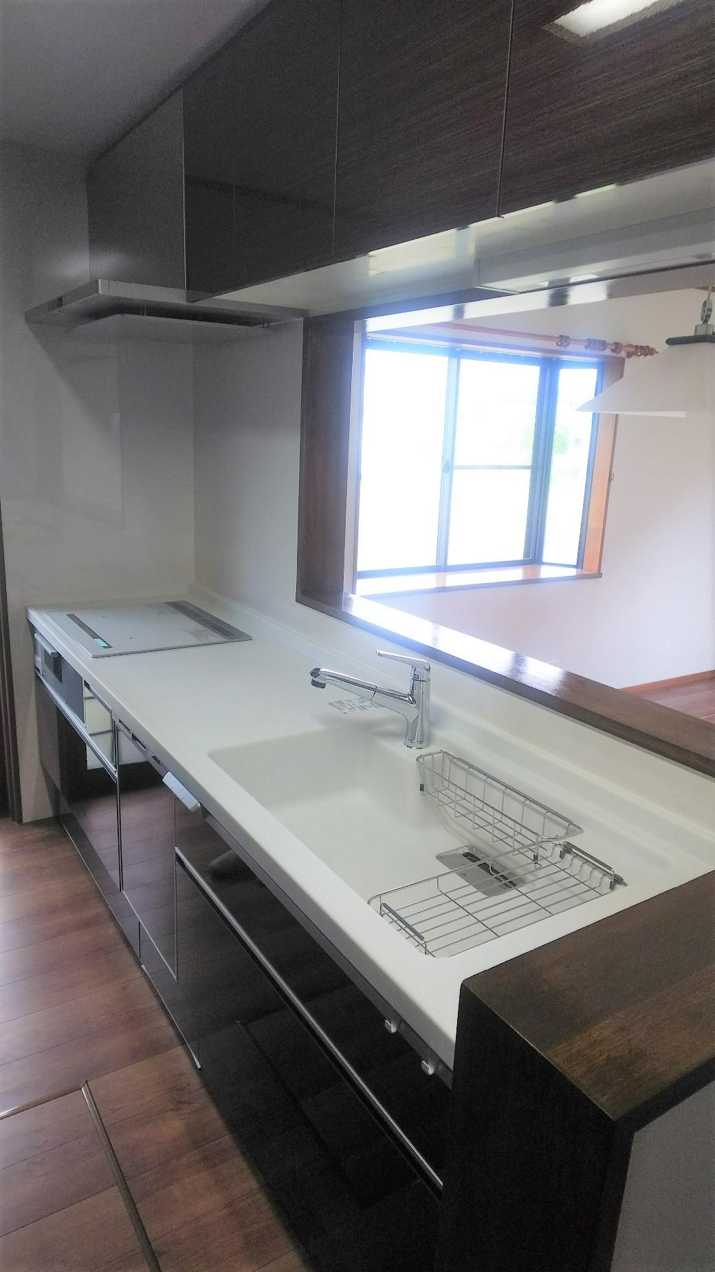 高砂市 台所の改装工事