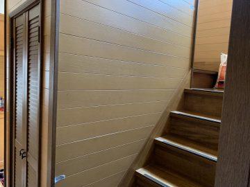 姫路市 階段手すり取り付け