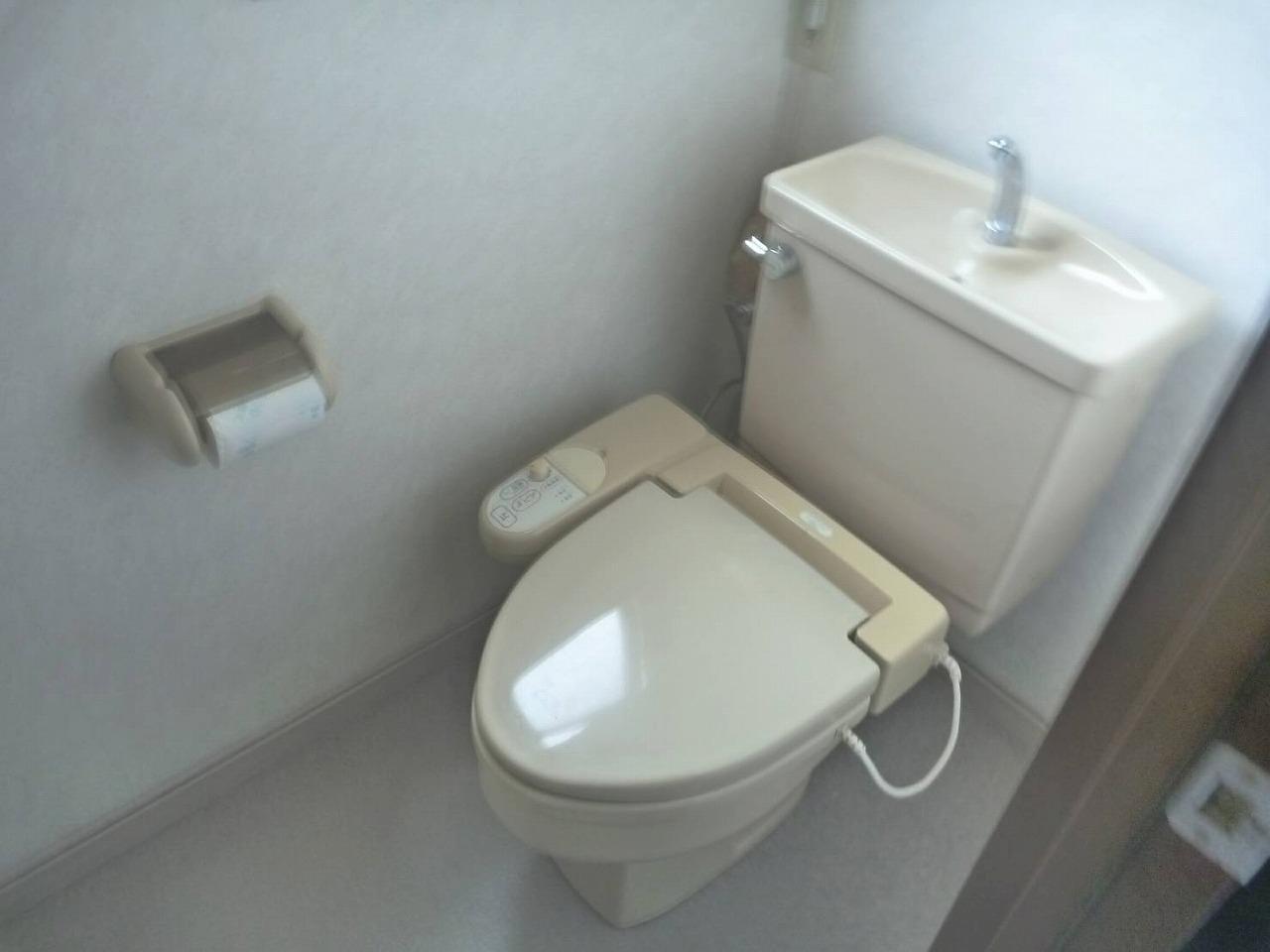 姫路市 アラウーノのトイレ!