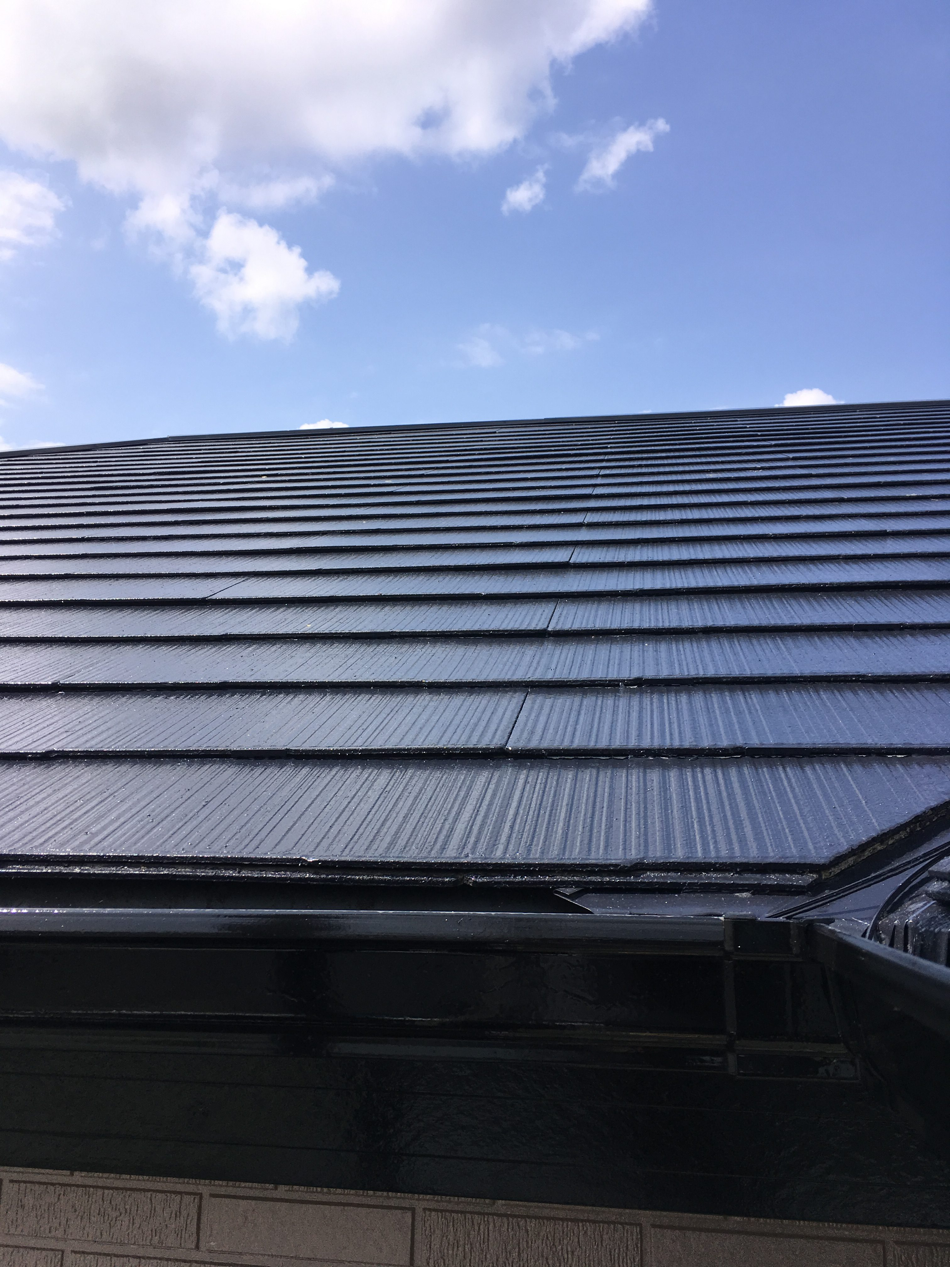 姫路市 外壁屋根塗装工事 屋根塗装編