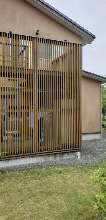 木製バルコニー2