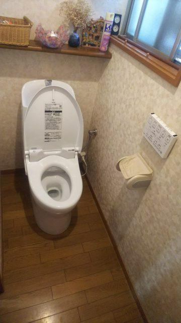 加古川市 トイレ(便器取替)工事