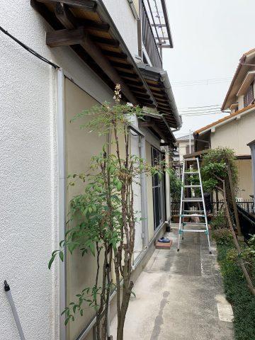 姫路市 洗濯物を一階で干したい