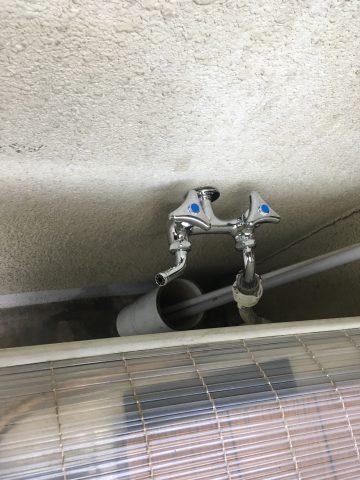 姫路市 水栓金具交換工事