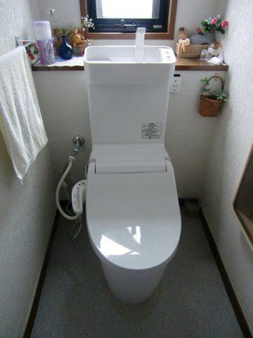 赤穂市 手洗器付のトイレ