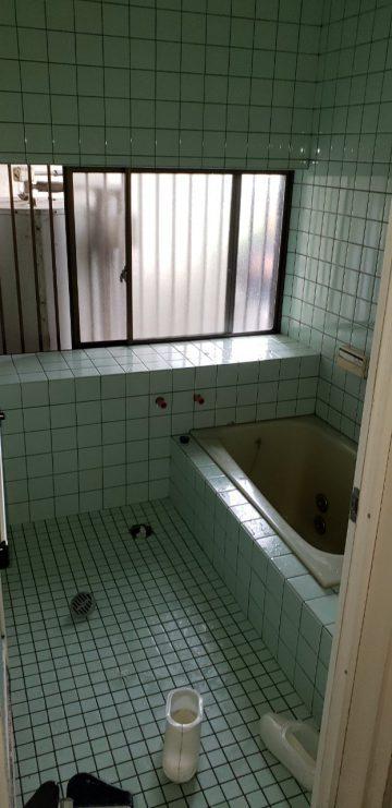 既設お風呂
