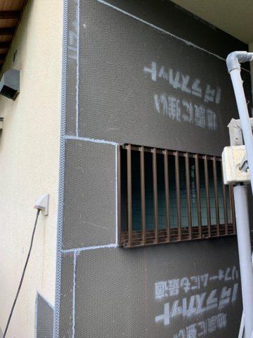 外壁ラスカット