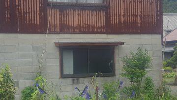 上郡町 倉庫窓改修工事