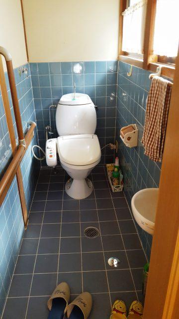 全自動トイレ交換