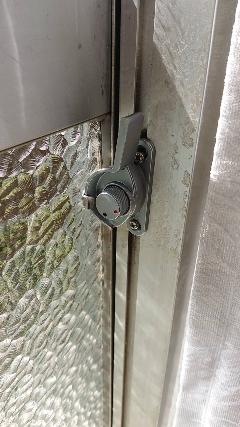 姫路市飾磨区 H様邸 鍵が壊れてしまった