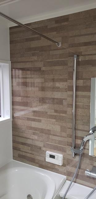 上郡町 浴室改修工事