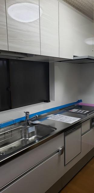 上郡町 キッチン改修工事