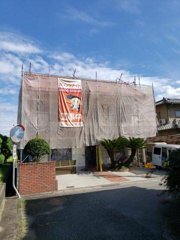たつの市 外壁・屋根塗装工事