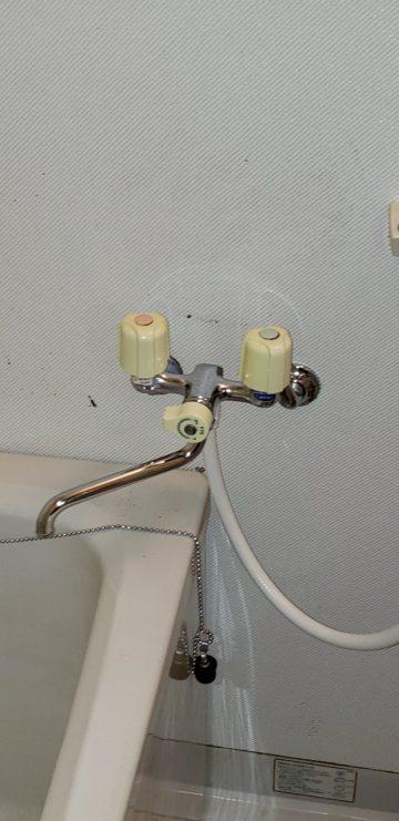 2ハンドルタイプ水栓金具