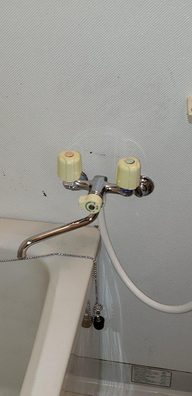 姫路市 水栓金具パッキン交換方法