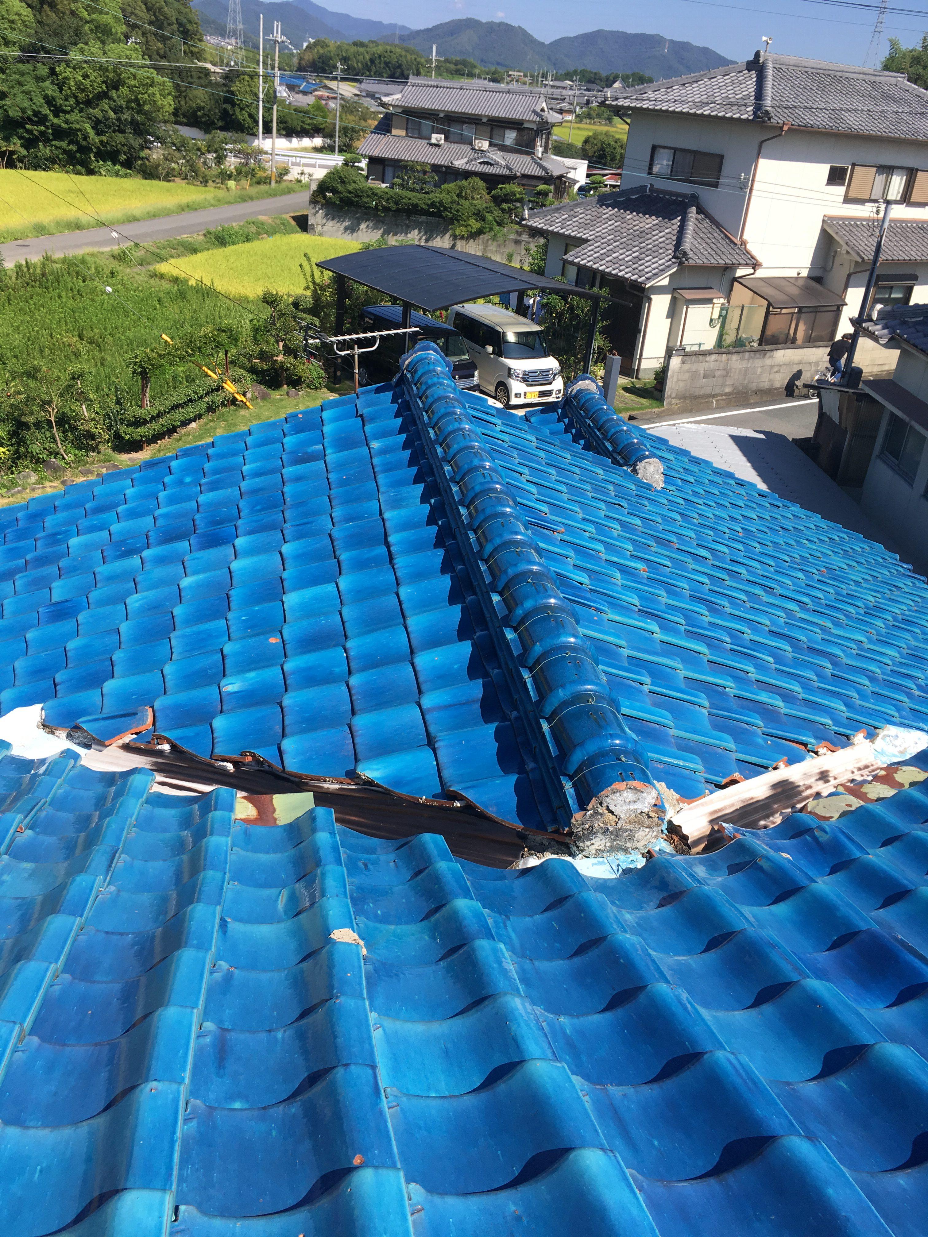 姫路市 屋根点検