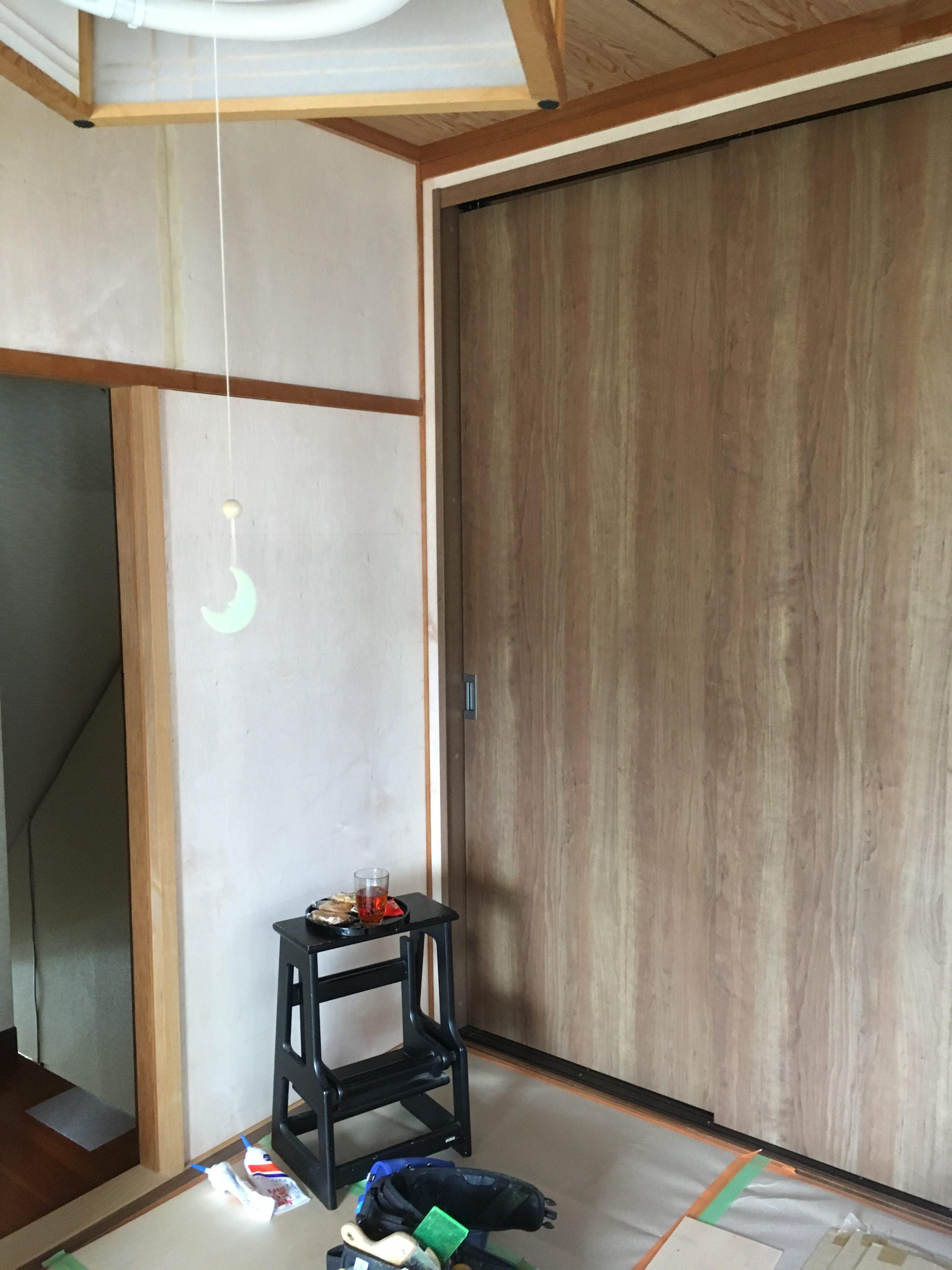 姫路市 和室を洋室風にリフォーム